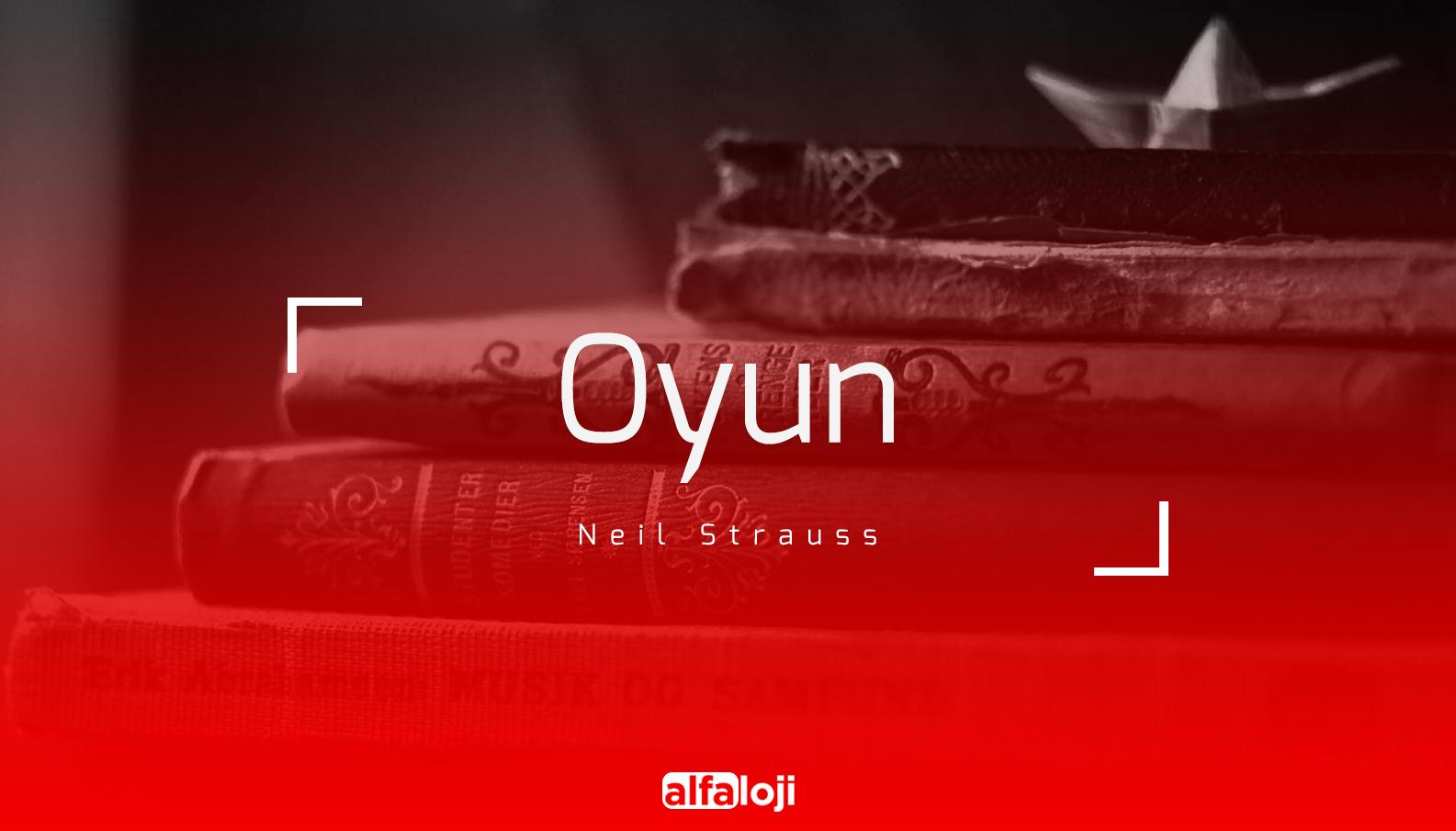 Neil Strauss - Oyun
